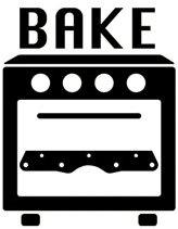 Bake Frames Logo