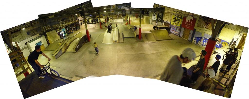 Rampworx 2004 Panorama
