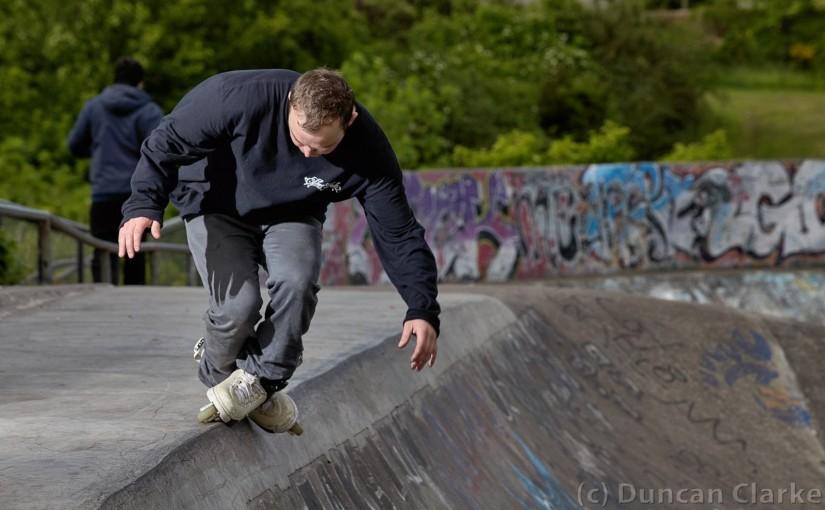 Livi Skate Party 2015